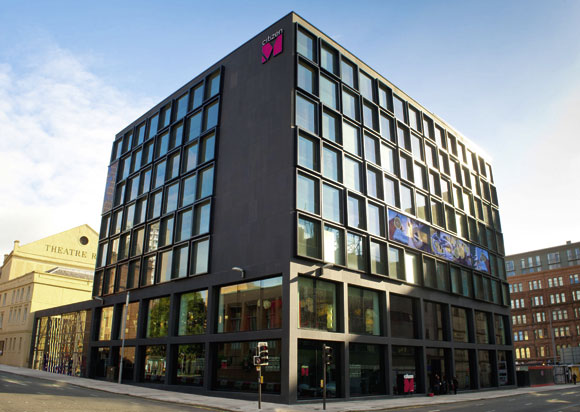 Modular construction checks in for Design hotel glasgow