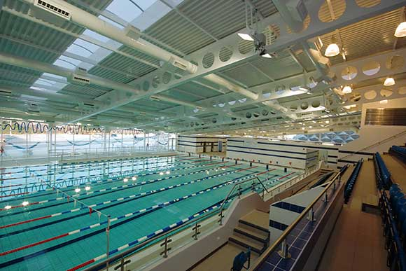 Excellence Achieved At Leisure Centre