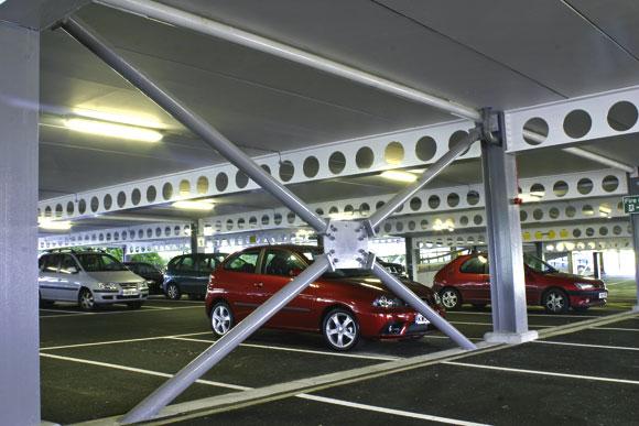 Milton Keynes Hospital Car Parking