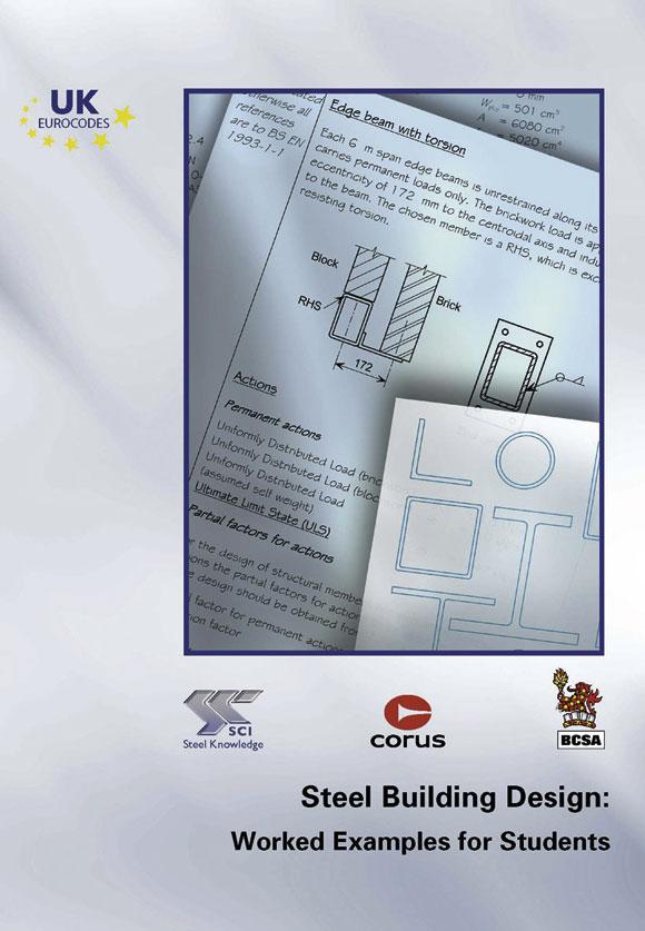 Steel Building Design Concise Eurocodes
