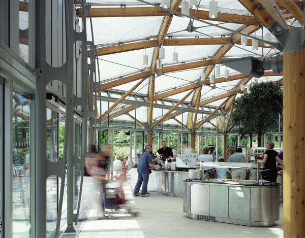 Ssda 2007 Alnwick Garden Pavilion Amp Visitor Centre