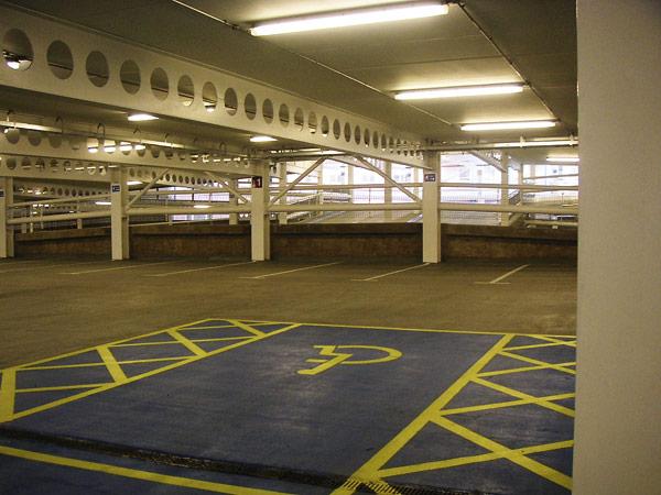 Norwich St Andrews Car Park