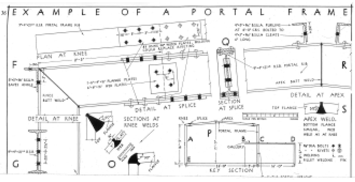 Alternatives To Portal Frames Newsteelconstruction Com