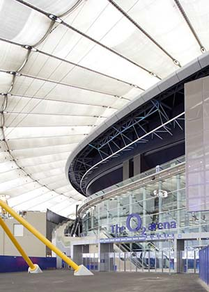 The O2 London (Millennium Dome)