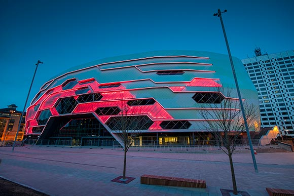 The First Direct Arena, Leeds