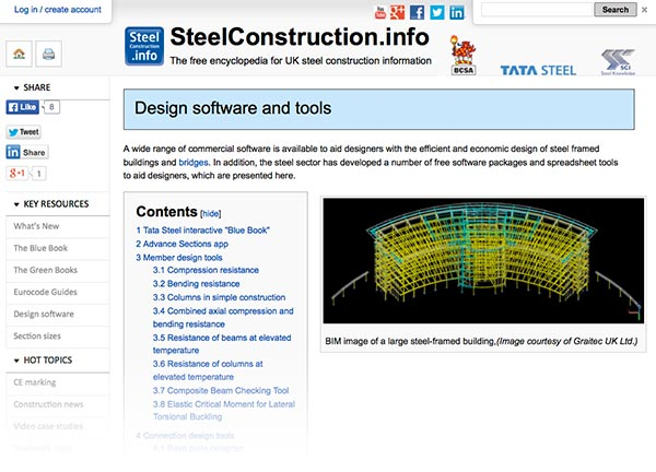 Eurocodes Beam Tool Added To Website Newsteelconstruction Com
