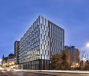 A new modern and flexible office development for Glasgow
