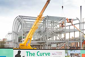 The Curve is an integral part of Slough's regeneration plans