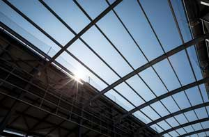 The roof canopy will allow daylight to illuminate the courtyard