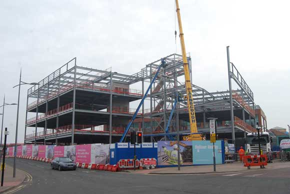 The development will contain Wolverhampton's first ever Grade A offices