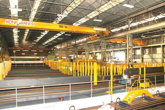 Picture courtesy of Barrett Steel Group