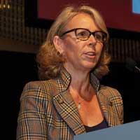 BCSA President, Wendy Coney