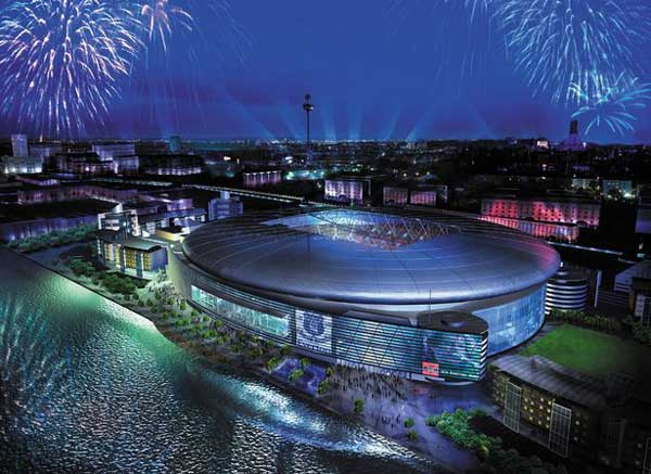 New Stadium Moves Closer For Everton