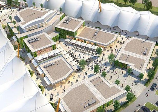 Expansion due to start at ashford designer outlet for Design outlet