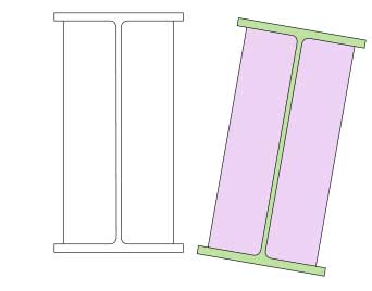AD 425: Full depth stiffeners and lateral torsional buckling