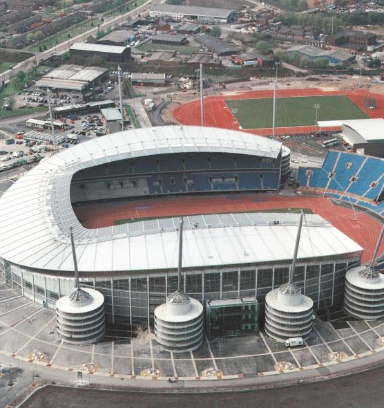 SSDA 2003 – City of Manchester Stadium