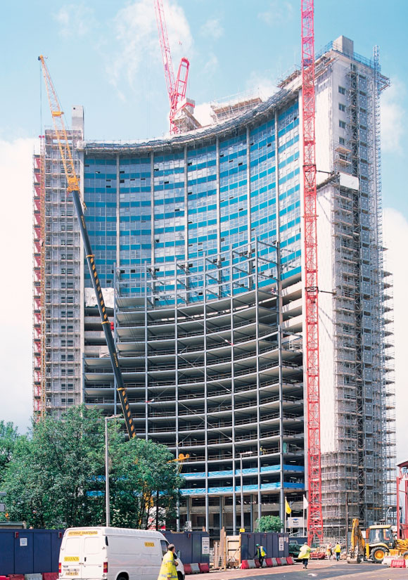 Extending the Empress State Building