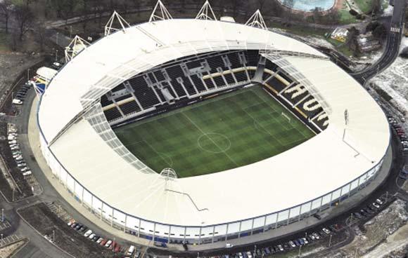 Hull Stadium