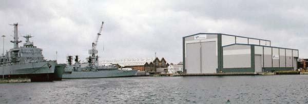 SSDA Award: VT Shipbuilding Facility, Portsmouth