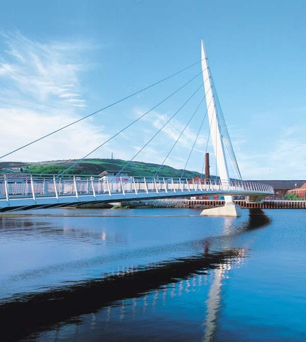 SSDA Award: Swansea Sail Bridge