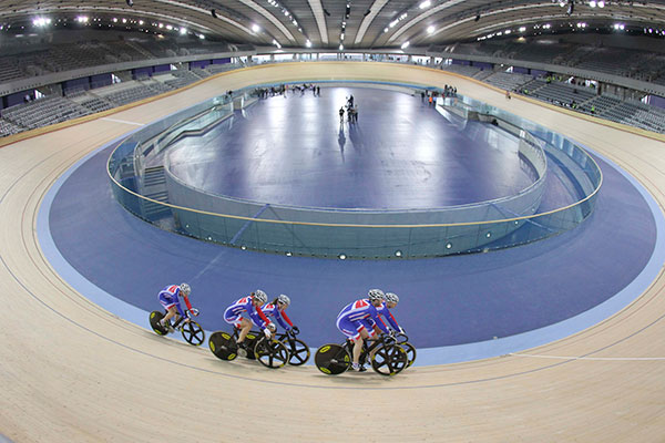 Velodrome leads steel successes at Structural Awards