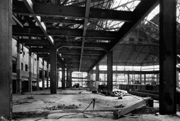 50 Years Ago: An example of steel's flexibility – Harringay Arena