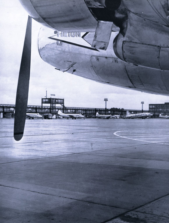 50 Years Ago: Structural steel for airports