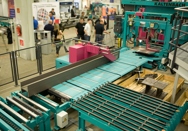 ParkerSteel to go fully automated with new Kaltenbach line