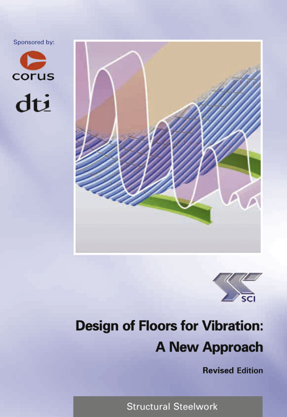Design of Floors for Vibration: A New Approach
