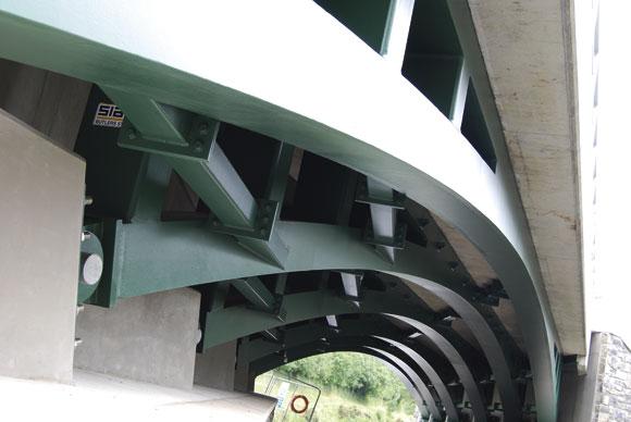 Bridges provide road and rail solutions