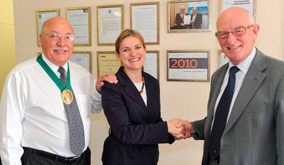 BCSA President welcomes MEP