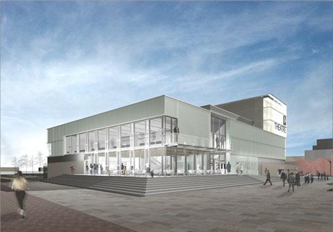 Arts centre to reinvigorate waterfront