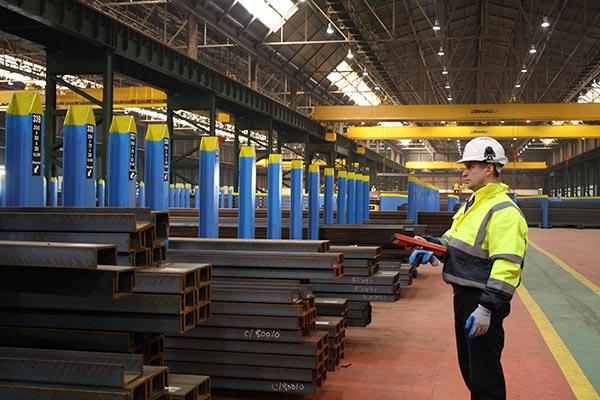 Tata Steel Teeside Distribution Centre