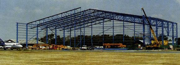 20 Years Ago: Aircraft Hangars