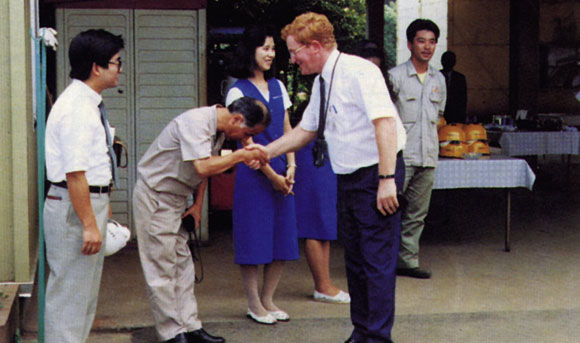 20 Years Ago: BCSA mission to Japan