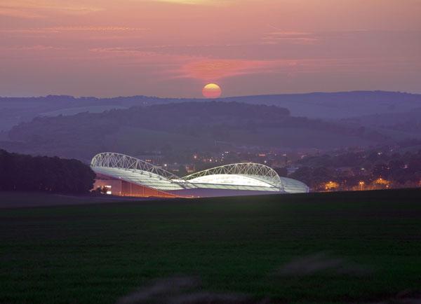 SSDA 2011 – American Express Community Stadium, Brighton