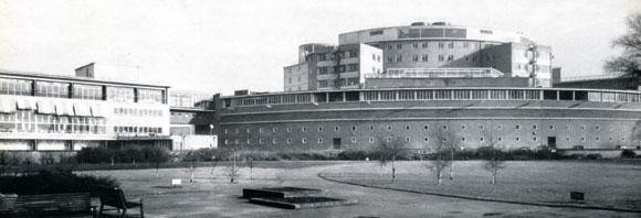 50 Years Ago: Outstanding Buildings in Steel