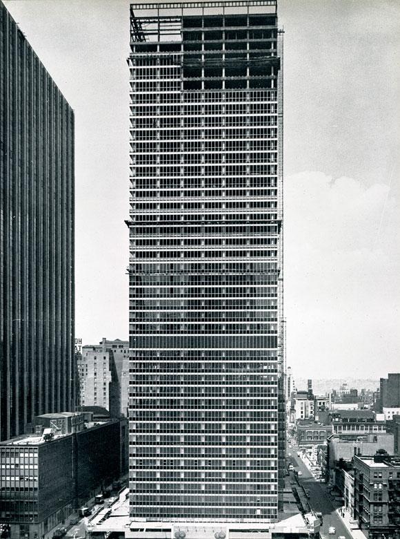 50 Years Ago: Overseas Buildings in Steel