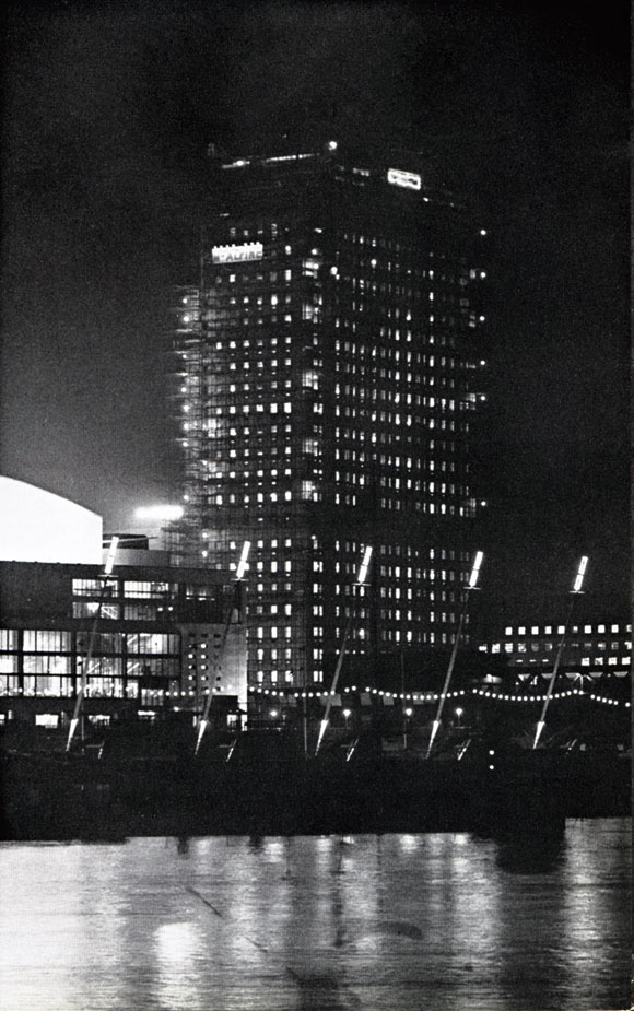 50 Years Ago: An Evolutionary Building in London – The 26-storey Shell Centre