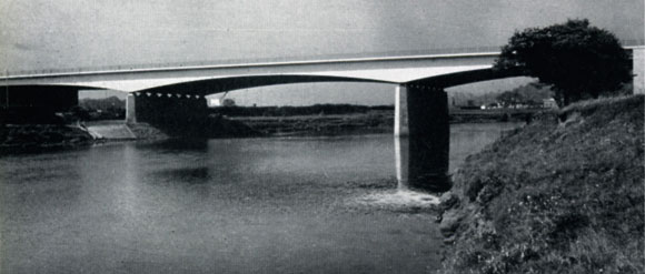 50 Years Ago: Contributing to Britain's Road Programme