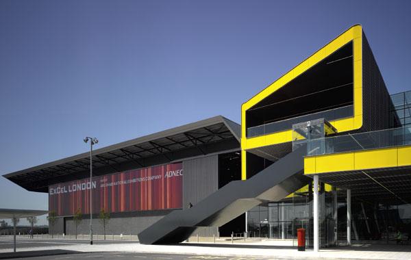 SSDA 2011 – ExCeL Phase 2, Royal Victoria Dock, London