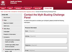BCSA participates in health and safety myth busting
