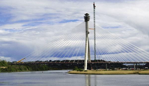 SSDA 2011 – River Suir Bridge, N25 Waterford Bypass