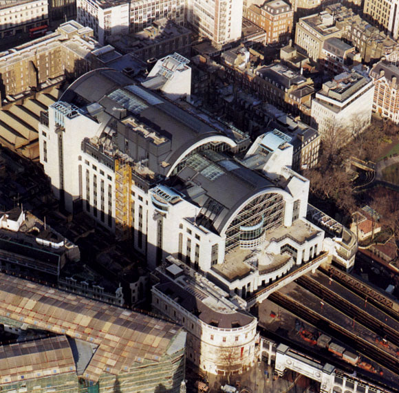 20 Years Ago: Embankment Place, London WC2