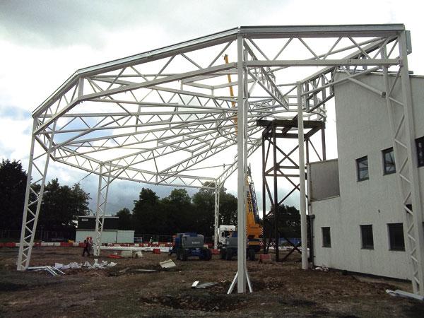 Revamp takes shape at Preston academy
