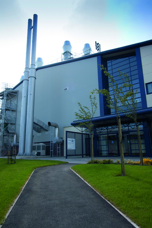 Fire protection laboratory creates centre of excellence