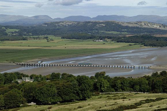 Restoring a vital rail link