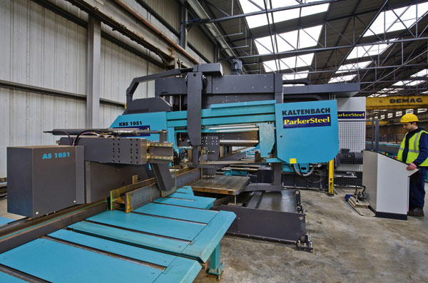 Stockholder opts for fully automated processing line