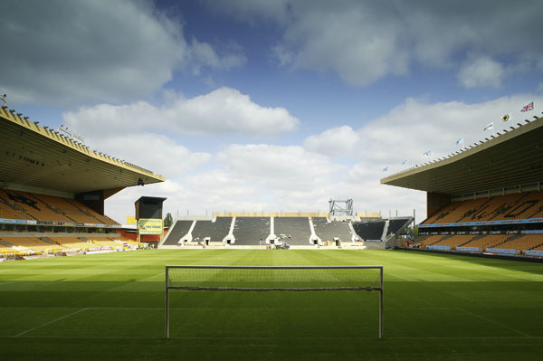 New stand scores on Wolves debut