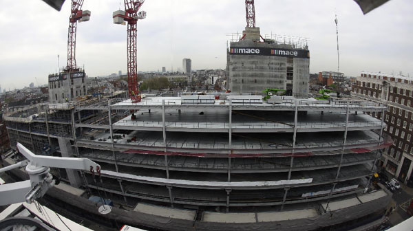Iconic steel framed building to transform prime London site